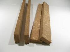 "Cork Blocks Natural Burl 12"" X 1 1/2"" X 1/2"" Lot Of 2"