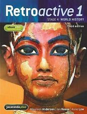 Retroactive 1- Stage 4 World History by Anne Low, Maureen Anderson, Ian Keese (…
