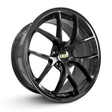 Black 18x8/9 5x112 ET40 Staggered BBS Alloy Wheels Rim Sports Mags Mercedes Benz