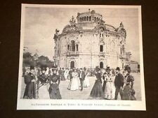 Esposizione di Torino del 1898 Salone Giuseppe Verdi