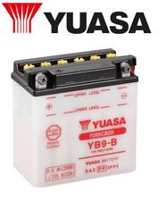 YB9-B Batteria Yuasa  12V 9AH ApriliaTuono 125 2003 2004