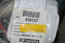REMEHA S59137 HYDROBLOCK RECHTS 28C 9l/min HYDROBLOC NEU