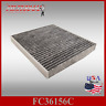 FC36156C(CARBON) CAF1890 CABIN AIR FILTER: 11-18 GRAND CHEROKEE & 11-18 DURANGO