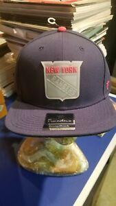 New York Rangers NHL Fanatics brand cap/hat - Authentic Pro Snapback OSFM NWOT