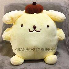 NEW 2017 RARE BIG 32cm Japan Sanrio Pom Pom Purin Plush Cute Stuffed Pompompurin