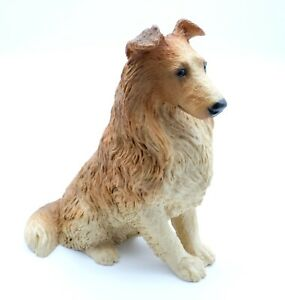 Castagna Border Collie Dog Figure - Ornament - Made In Italy