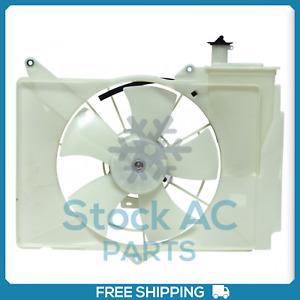 New A/C Radiator-Condenser Fan for Scion xA, xB 2004-06 / Toyota Echo 2000-05