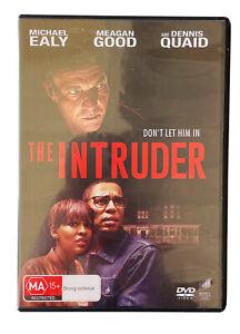 The Intruder DVD Region 4