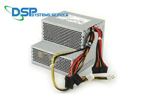 N249M PC8051 AC255AD-00 255W Power Supply For Dell Optiplex 760 780 960 DT
