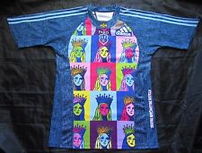 STADE FRANCAIS Paris RUGBY Andy Warhol shirt jersey ADIDAS 2008/09 adult SIZE XL