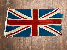 More details for vintage union jack flag (66