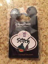 Stitch Disney Name Tag Trading Pin. FREE LANYARD US SELLER! U PICK BOY/GIRL