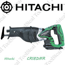 Hitachi CR18DMR 18 Volt Cordless Reciprocating Saw NEW W/ FACTORY WARRANTY!!