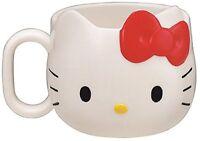 Hello Kitty (basic) 240ml die cut mug cup KD1KD1 JP Japan Import