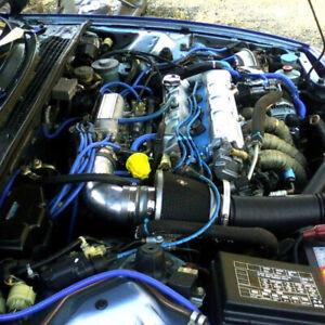 Blue 4mm Car Vehicle Silicone Tubing Vacuum Tube Hose Tubing Pipe 16.4ft 5M