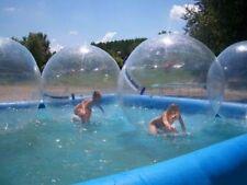 2m PVC Water Walking Ball, Inflatable Tizip Zipper Inflatable Ball -top