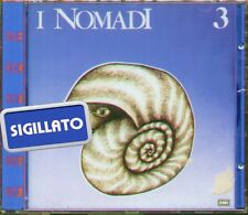 "I NOMADI  "" VOLUME 3 "" CD SIGILLATO EMI 1988"