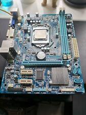 Intel i5 3470 + Gidabyte GA-H61M-DS2