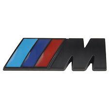 4.5*1.5cm 3D Metal ///M M Power Car Emblem Badge Sticker Decal for BMW