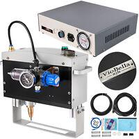Nameplate Marking Machine Pneumatic Marking Machine 170x110mm For Metal Marking