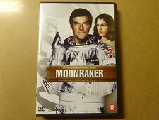 2-DISC ULTIMATE EDITION DVD / JAMES BOND 007 - MOONRAKER