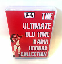 The Ultimate Old Time Radio HORROR Collection (OTR) Audiobooks, Ghost Stories