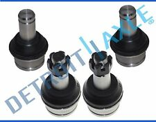 (4) Brand New Front Lower and Upper Ball Joints 4x4 Ranger Explorer Bronco II