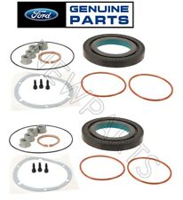 Ford F-250-F-550 Super Duty Pair Set of Front Outer Left & Right Axle Seals OES