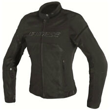 GIACCA DAINESE AIR FRAME D1 TEX  LADY NERO/NERO/NERO TG 40