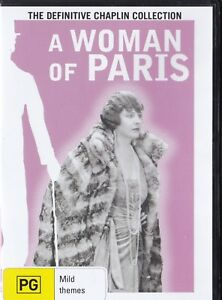 A Woman of Paris [Chaplin Collection] [R4]