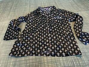 Ladies silky pyjamas