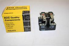 ECG Relay RLY1335 DPST-NO 30A 110VDC Heavy Duty Open Frame Power Relay New