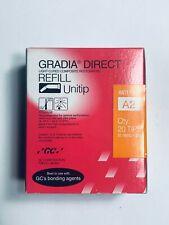 Gc Gradia Direct Refill 20 Unitips Anterior A2 Retail125 02172022