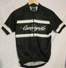 BLACK MENS CYCLING CAMPAGNOLO CLASSICA JERSEY