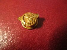 Vintage Navy Honorable Discharge Button Hole Badge