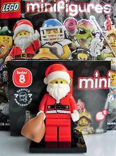Lego® - Minifigures Series 8 - Santa Minifigure