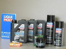Maintenance Set MOTORCYCLE HONDA CB 500 F 500 x Service Spark Plug Oil