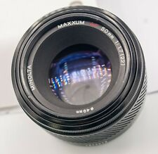 Minolta AF 50mm F1.7 Maxxum Sony Alpha Camera Prime Lens