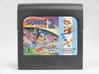 Sonic 2 The Hedgehog Sega Game Gear Cartridge