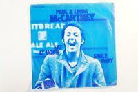 Paul & Linda McCartney Eat at home Smile Away EMI 1C006-04864 U B4365