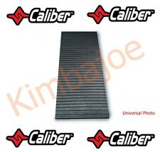 """Caliber Snowmobile Trailer Trax Mat 18"""" W x 72"""" L x 1/2"""" Ships from Indiana"""