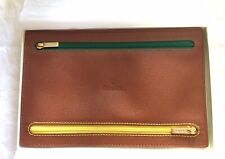 ROLEX Wallet Brown color size H14xL22cm New never used