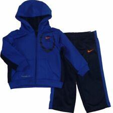 Nike Baby Jungen Therma Sport Active Outfit Hoodie Sweatshirt Jacke Hose Boys 80