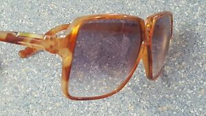 Foster Grant Large Vintage Disco Hippy Sunglasses