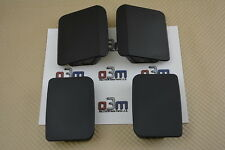 4 piece END CAP kit 1997-2006 Jeep Wrangler TJ Front & Rear Bumper RH/LH new OEM
