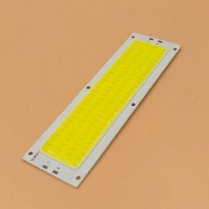 Ultra Bright 1300LM 12W COB LED Light Strip Work Lamps Home Bulbs 120*36MM Chip