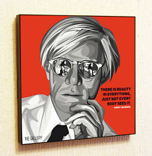 Andy Warhol Painting Decor Print Wall Art Poster Pop Canvas