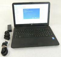 "HP notebook 15-AY071NR Win 10 Home Intel Core i3-5005U@2.00GHz 8GB/1TB 15.6"" Tou"