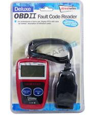 EOBD OBDII OBD2 Car Fault Code Reader Vehicles Scanner Tool Diagnostic
