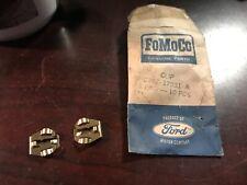 NOS Ford Wiper Retainer Clips 1961 1962 1963 1964 1965 ECONOLINE FAIRLANE F100